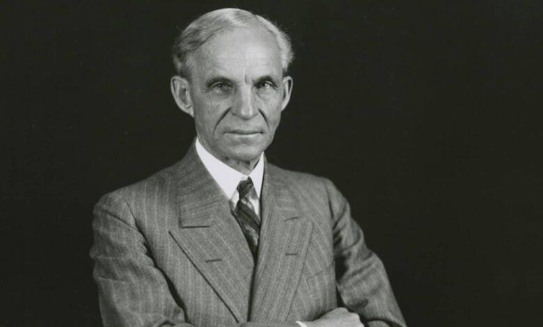 Henri Ford kimdir