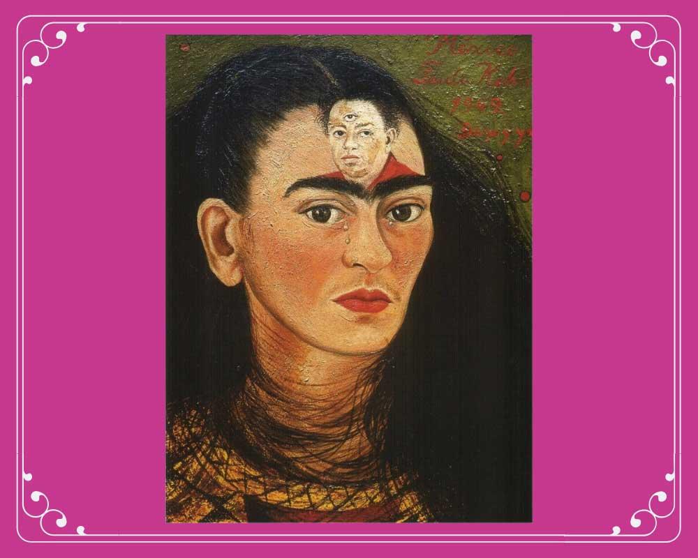 Frida Kahlo Diego and İ