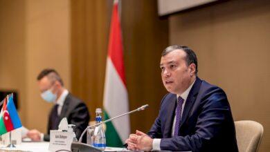 Photo of Sosial müdafiə naziri Sahil Babayev Peter Siyatro ilə görüşüb