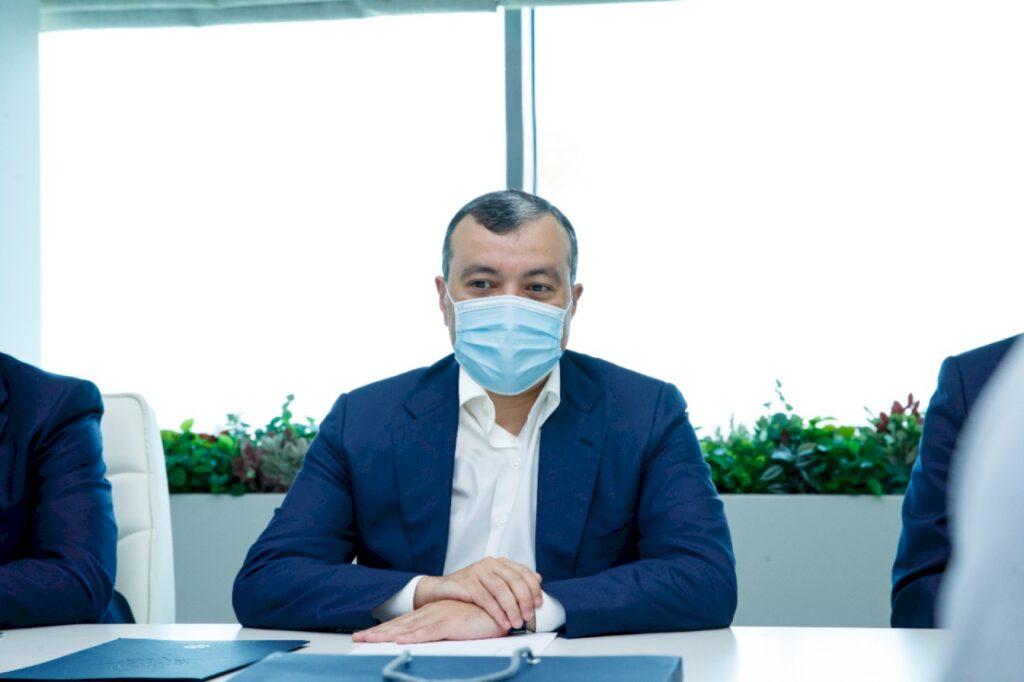 Sahil Babayevin başqa müavini işdən azad edildi